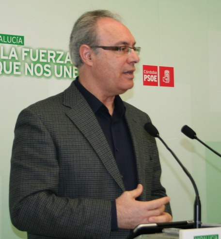 Juan Pablo Durán PSOE Córdoba