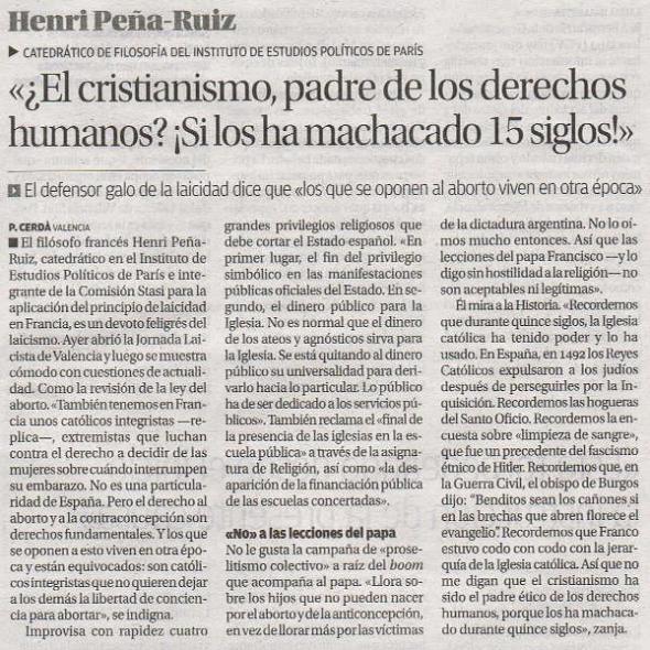 X Jornada Levante entrevista HenriP