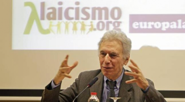 Henri Peña X Jornada Laicista Valencia 2014