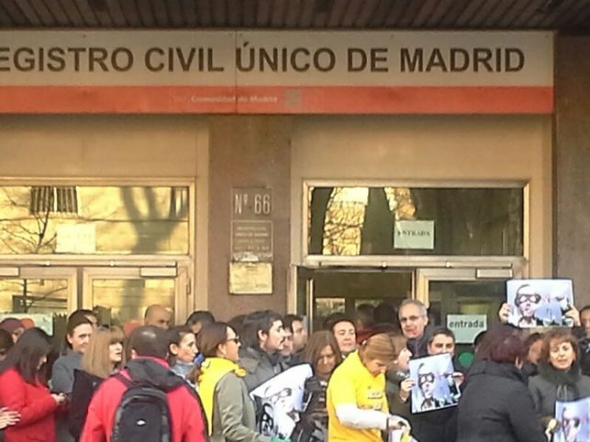 Registro Civil Madrid