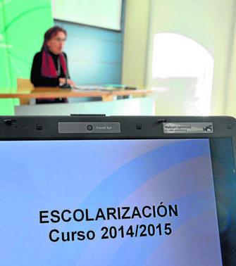 escolarización 2014 GR