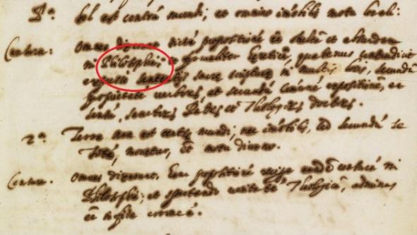 Galileo condena Inquisición 1616