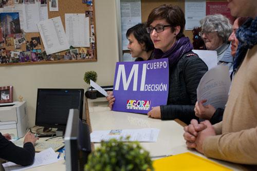 Feministas Registro Propiedad Sevilla 2014