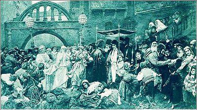 judíos en el siglo XIX