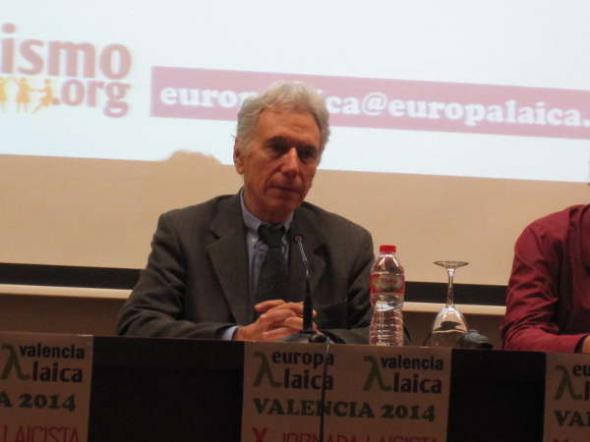 X Jornada Laicista Valencia 2014 Henri P