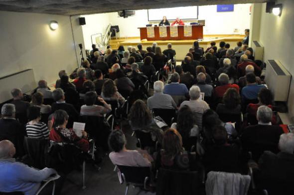 X Jornada Laicista Valencia 2014 Sala