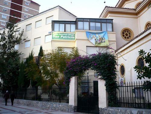 colegio San Patricio transexual Málaga