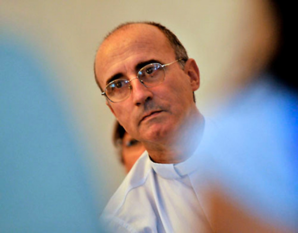 Daniel Sturla arzobispo Montevideo 2014