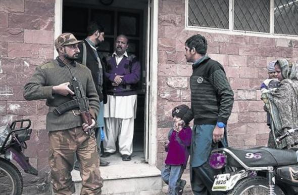 polio y talibanes