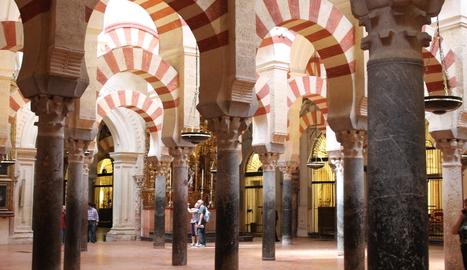 Mezquita de Córdoba interior