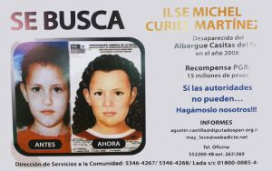 cartel secuestrada secta MEX