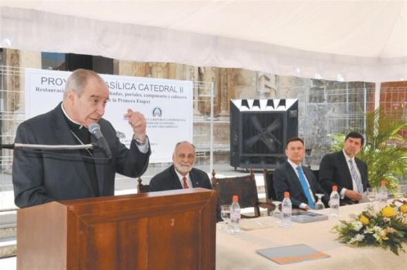 cardenal Santo Domingo