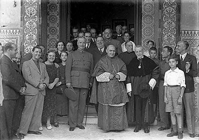 General obispo rectos Sevilla 1939