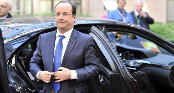 Hollande presidente Francia 2014