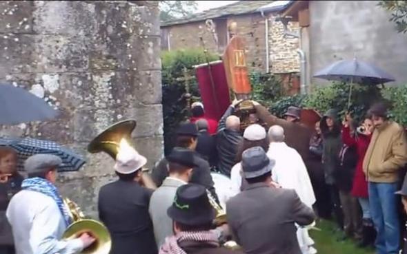 procesion hereje Galicia 2013