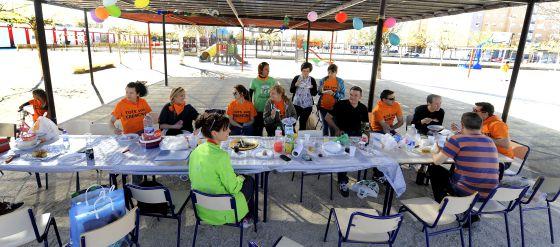 encierro supresión plazas escolares públicas Valencia 2014