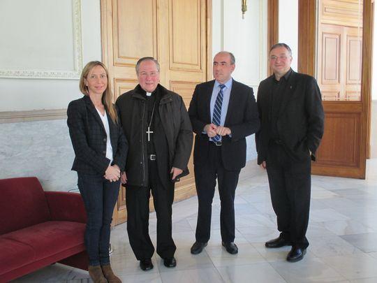 Palencia obispado y Diputación 2014