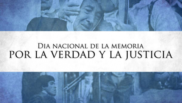 Día Memoria 24 marzo ARG