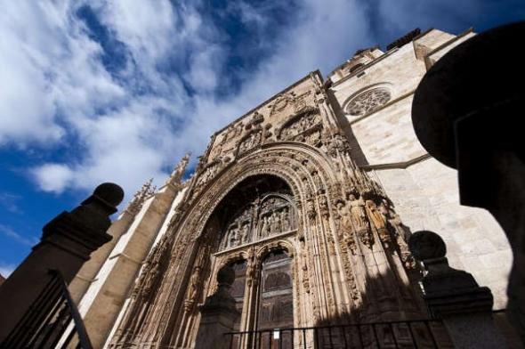iglesia Aranda de Duero