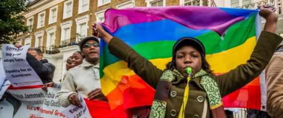 homosexualida Africa