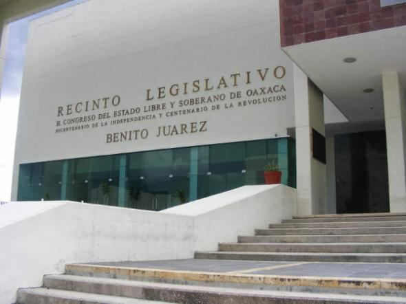 Congreso Oaxaca