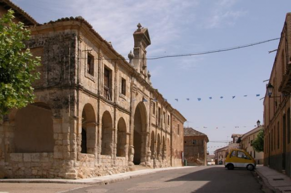 iglesia Fuentes de Nava