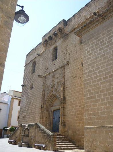 iglesia Xabia inmatriculada