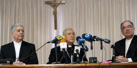 episcopado Venezuela 2014