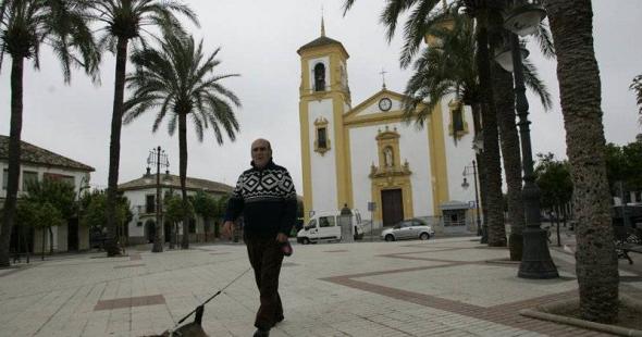 iglesia de Cañero inmatriculada Córdoba