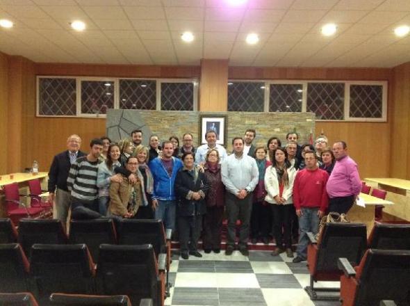 Virgen alcaldesa perpetua Macael Corporación y Hermandad 2014