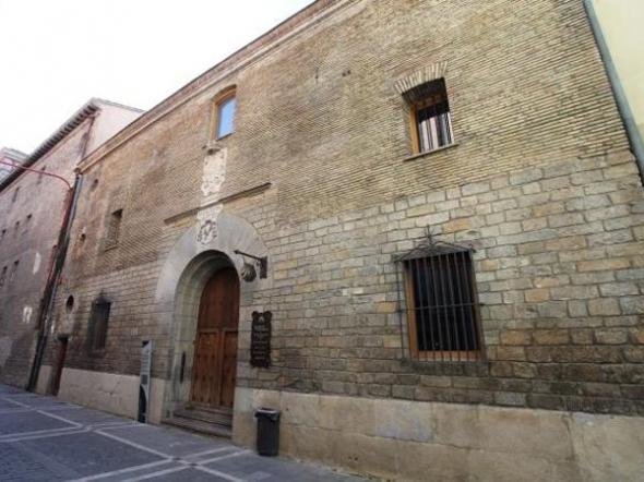 albergue de Jesús y María de Pamplona
