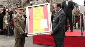 coronel cofrade Cáceres 2014