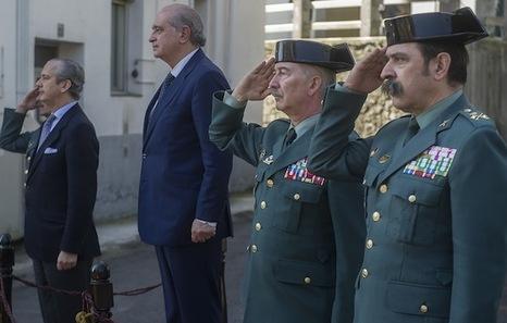 Jorge Fernandez ministro Interior 2014