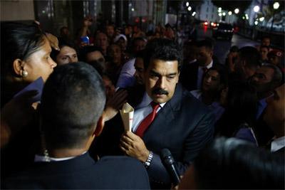 Nicolás Maduro Venezuela 2014