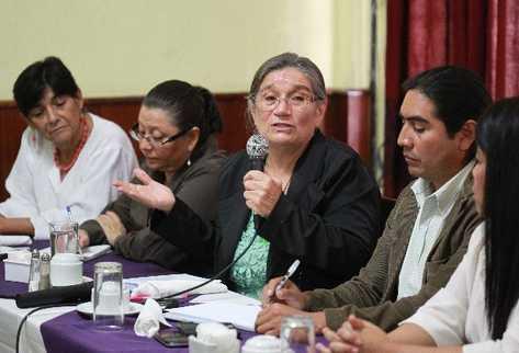 Sara Oviedo Comité Derechos ONU