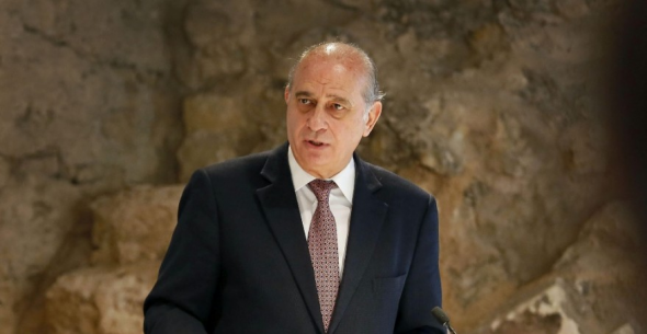 Jorge Fernandez ministro Interior