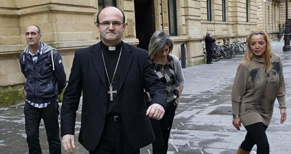 Munilla obispos Donosti