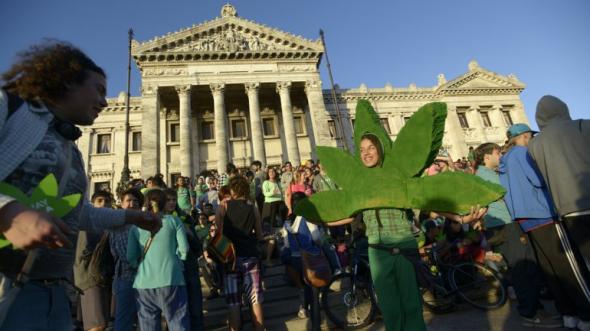 palacio legislativo Uruguay