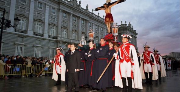 procesion semana santa Madrid