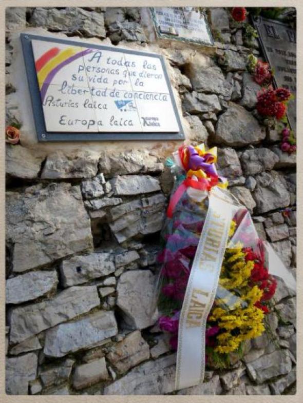 14 abril Asturias Laica 2014