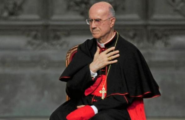 cardenal Tarcisio Bertone
