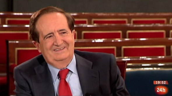 Juan José Lucas senador PP