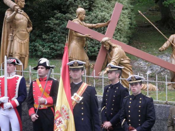 Peregrinación Militar Lourdes