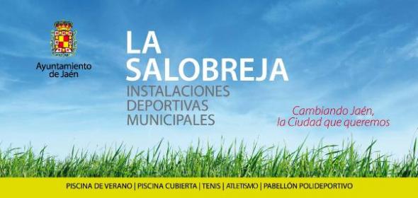 instalaciones deportivas de La Salobreja Jaén