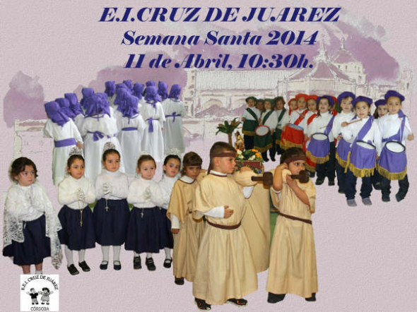 semana santa CEIP Cruz de Juarez 2014