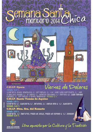 semana santa CEIP Montoro 2014