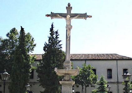 Cristo de los Favores Granada