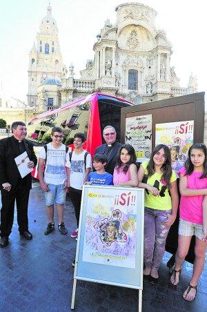 campaña matricularse religión Murcia 2014