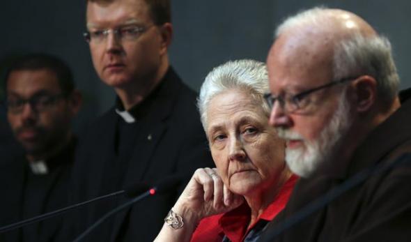 Comisión pederastia Vaticano 2014