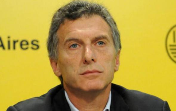 Mauricio Macri Buenos Aires